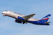Sukhoi SSJ 100-95B Superjet - RA-89102 operated by Aeroflot