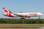 Boeing 767-300ER - C-GHPE operated by Air Canada Rouge
