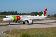 Airbus A321-251NX - CS-TXB operated by TAP Portugal