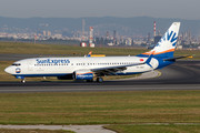 Boeing 737-800 - TC-SEU operated by SunExpress
