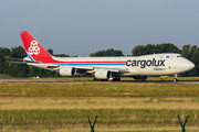 Boeing 747-8F - LX-VCH operated by Cargolux Airlines International