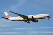 Airbus A350-941 - B-18915 operated by China Airlines