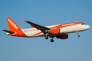 Airbus A320-214 - HB-JZY operated by easyJet Switzerland