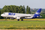 Airbus A320-214 - F-GKXY operated by Joon
