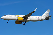 Airbus A320-232 - EC-MVD operated by Vueling Airlines