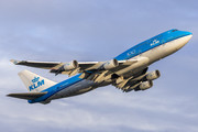 Boeing 747-400M - PH-BFS operated by KLM Royal Dutch Airlines