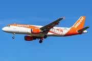 Airbus A320-214 - OE-IVK operated by easyJet Europe