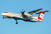 Bombardier DHC-8-Q402 Dash 8 - OE-LGG operated by Austrian Airlines