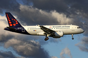 Airbus A319-111 - OO-SSE operated by Brussels Airlines