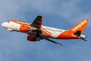 Airbus A319-111 - G-EZDN operated by easyJet