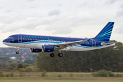 Airbus A320-214 - 4K-AZ83 operated by AZAL Azerbaijan Airlines