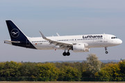 Airbus A320-271N - D-AINM operated by Lufthansa