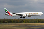 Boeing 777-300ER - A6-EGL operated by Emirates