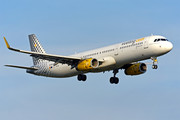 Airbus A321-231 - EC-MHB operated by Vueling Airlines