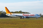 Boeing 737-800 - TC-CRA operated by Pegasus Airlines