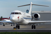 Bombardier Global 6000 (BD-700-1A10) - M-ARGO operated by Private operator