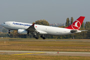 Airbus A330-243F - TC-JOV operated by Turkish Airlines Cargo