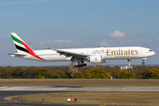 Boeing 777-300ER - A6-ENX operated by Emirates