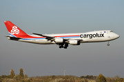 Boeing 747-8F - LX-VCL operated by Cargolux Airlines International