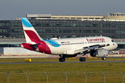 Airbus A319-132 - D-AGWA operated by Eurowings
