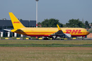 Boeing 767-300F - G-DHLF operated by DHL Air