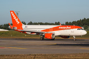 Airbus A320-214 - OE-IVI operated by easyJet Europe