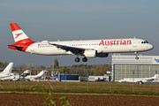 Airbus A321-211 - OE-LBF operated by Austrian Airlines