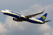 Boeing 737-800 - EI-ENB operated by Ryanair