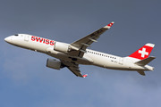 Airbus A220-300 - HB-JCJ operated by Swiss International Air Lines
