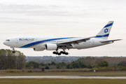 Boeing 777-200ER - 4X-ECB operated by El Al Israel Airlines