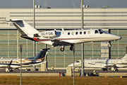 Cessna 525A Citation CJ2+ - OE-FGB operated by JetAlliance
