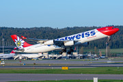 Airbus A340-313 - HB-JMG operated by Edelweiss Air