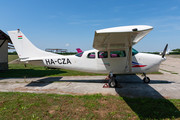 Cessna 205A - HA-CZA operated by Private operator