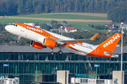 Airbus A320-251N - G-UZHM operated by easyJet