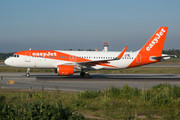 Airbus A320-214 - OE-INF operated by easyJet Europe
