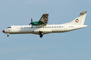 ATR 72-600 - OY-RUV operated by Danish Air Transport (DAT)