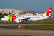 Airbus A320-214 - CS-TNL operated by TAP Portugal