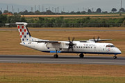 Bombardier DHC-8-Q402 Dash 8 - 9A-CQC operated by Croatia Airlines