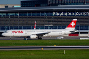 Airbus A321-111 - HB-IOH operated by Swiss International Air Lines