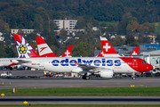 Airbus A320-214 - HB-JJN operated by Edelweiss Air