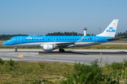 Embraer E190STD (ERJ-190-100STD) - PH-EZK operated by KLM Cityhopper