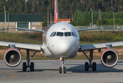 Airbus A319-111 - HB-JYF operated by easyJet Switzerland