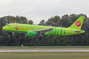 Airbus A320-214 - VQ-BPL operated by S7 Airlines