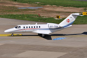 Cessna 525B Citation CJ3 - OY-TSA operated by Nilan