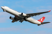 Airbus A330-303 - TC-JNT operated by Turkish Airlines