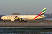Boeing 777-300ER - A6-EPM operated by Emirates