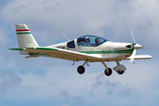 Tomark SD4 Viper - HA-BEW operated by CAVOK Aviation Training