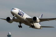 Boeing 787-8 Dreamliner - SP-LRC operated by LOT Polish Airlines