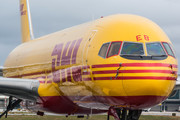 Boeing 757-200SF - D-ALEB operated by DHL (European Air Transport)