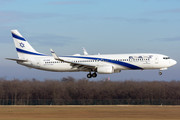 Boeing 737-900ER - 4X-EHE operated by El Al Israel Airlines